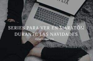 series maratón navidades