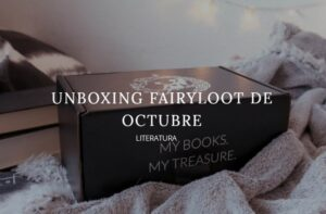unboxing fairyloot