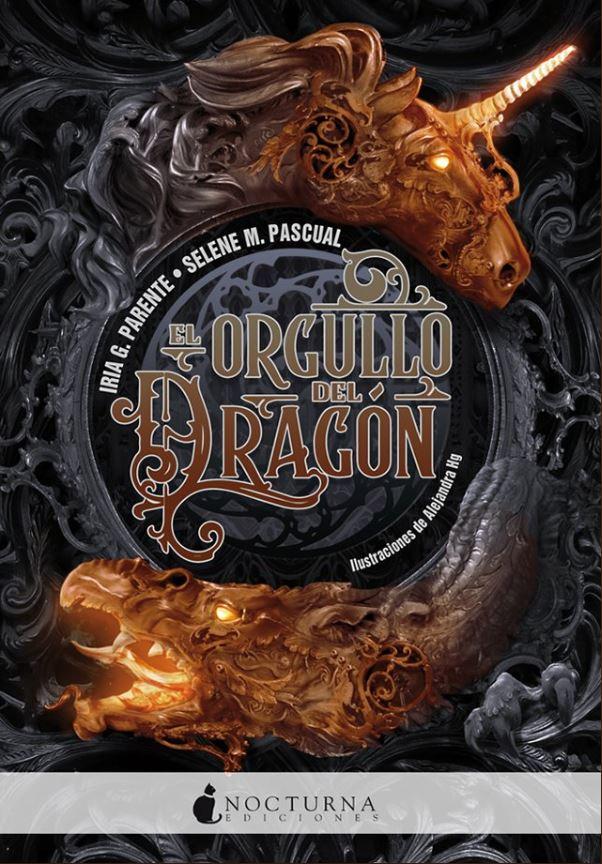 libro el orgullo del dragon